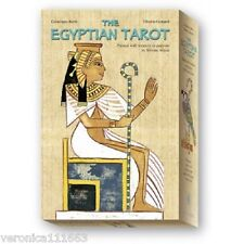 Egyptian Tarot Set NEW Sealed 78 Cards 160 pg Book Ancient Wisdom Divination