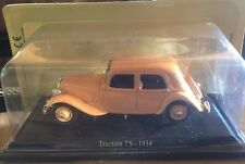 "DIE CAST "" TRACTION 7S - 1934 "" CITROEN ATLAS  1/43"