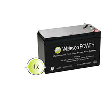 APC RBC2 12V 7Ah UPS Battery Kits F2