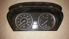BMW 5 SERIES E60 INSTRUMENT CLUSTER SPEEDOMETER 6 965 359 MORE INFO 07917919253