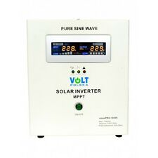 Off Grid Pure Sine Solar Inverter Charger Sinus Pro 1000S 12V 700W / 1000VA