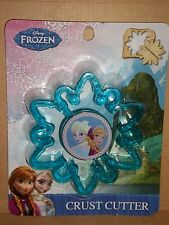 Frozen Anna Elsa Snowflake Bread Crust Cutter Cookie Sandwich Lunch