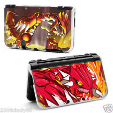 Pokemon groudon Console ABS Protective Case For NEW Nintendo 3DS XL LL