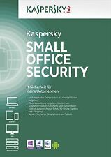 Kaspersky Small Office Security 4 od. 5, 1 Fileserver, 5 Workstations, 5  mobil