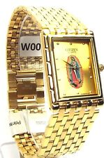 New Citizen Man, Religious, Lady of Guadalupe, Virgin Mary Dress Watch