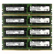 PC4-17000 Micron 64GB Kit 4x 16GB Dell PowerEdge R730xd R730 R630 Memory RAM