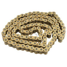 530 X 130 Heavy Duty Gold Drive Chain Street Bike Motor With Master Link O Ring