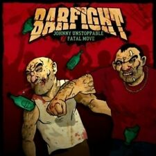 Johnny Unstoppable vs Fatal Move Barfight CD NASTY SHATTERED REALM SIX FT DITCH
