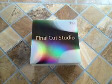 New Apple Final Cut Studio 3 Retail SEALED (MB642Z/A) - FREE Shipping Worldwide