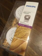 Philips HR2401/05 Angel Hair and Pappardelle Pasta Disc Kit, White