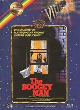 THE BOGEYMAN (THE BOOGEYMAN) - (1980) - Blu Ray Disc & Dvd + Mediabook !