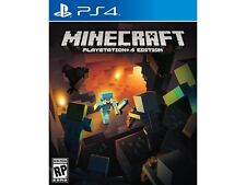 Minecraft PlayStation 4