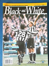 Newcastle United - Black & White Magazine - 1995 -Issue 13 - Barry Venison Cover