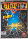 BattleStorm For Commodore Amiga, NEW FACTORY SEALED, Titus