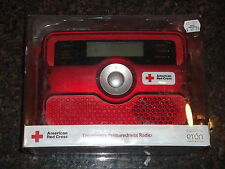 Weather Tracker FR800 - American Red Cross EMERGENCY PREPAREDNESS RADIO