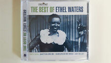 THE BEST OF ETHEL WATERS CD 5060093600322
