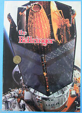 BELLRINGER MAGAZINE '89 vtg Harris Corp. NASA Tracking Data Relay Satellite