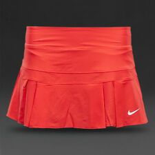 Women's NIKE Victory Breathe Tennis Skirt / Skort - Size Large - Ember Glow