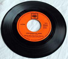 """7"""" Vinyl MARIKA KILIUS/HANS-JÜRGEN BÄUMLER - Honeymoon in St. Tropez"""