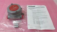 Bacharach 51-7343, Remote Gas Detector Amplifier w/Killark, HFC and HKB. 329185