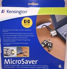 New Kensington K64084US-PC766A HP MICROSAVER COMPUTER SECURITY LOCK CABLE