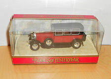 Matchbox MODELS OF YESTERYEAR Y36-1.3 1926 ROLLS-ROYCE PHANTOM 1