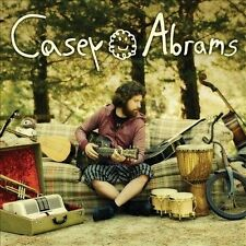 Casey Abrams Self Titled CD '12 (never played)