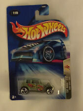 1932 FORD VICKY Tat Rods - 2003 Hot Wheels Die Cast Car  - Mint on Card
