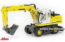Schuco HO 1:87 25800 Excavator Liebherr A 900 C