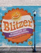 Introductory & Intermediate Algebra for College Students by Robert F. Blitzer
