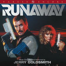 Runaway - Complete Score - Limited 2000 - Jerry Goldsmith