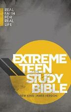 Extreme Teen Study Bible :) Real Faith for Real Life by Thomas Nelson Publishing