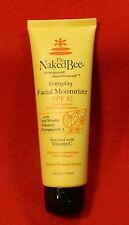 The Naked Bee (1) Orange Blossom Facial Moisturizer 2.5 oz Vitamin C SPF 30