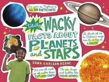 Mind Benders: Totally Wacky Facts about Planets and Stars by Emma Carlson...