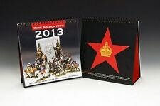 King & Country 2013 Desk Calendar for Toy Soldier Collectors