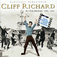 CLIFF RICHARD AT THE MOVIES - 2 CD SET - COMPLETE - EMI -