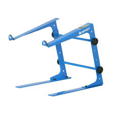 Odyssey L Stand S - Standalone DJ Tabletop Laptop Stand - Blue