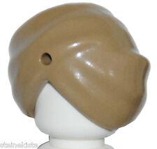 LEGO® Turban Kopftuch Kopfbedeckung Zubehör für Figur dunkelbeige NEU