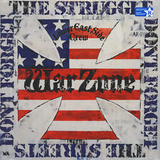 Warzone - Don't Forget The Struggle, Don't Forget The (LP - 1987 - US - Reissue)