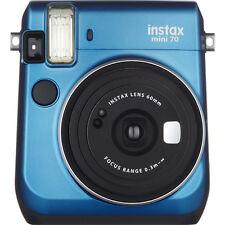 Fujifilm Instax Mini 70 Instant Fuji Film Camera (Island Blue)