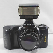 Olympus OM-88 Power Focus SLR 35mm Film Camera w 50mm  1.8 Zuiko AF Lens