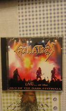 CREMATORY - LIVE ....AT THE OUT OF THE DARK FESTIVALS  - CD