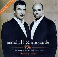 MARSHALL & ALEXANDER : THE WAY YOU TOUCH MY SOUL / CD + DVD (PREMIUM EDITION)