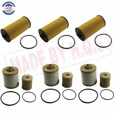 3 of Each FD4616 FL2016 For 2003-2007 Ford 6.0L Turbo Diesel Fuel & Oil Filter