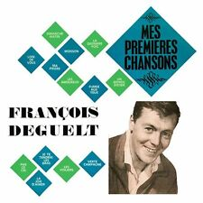 CD François Deguelt, mes premières chansons / my first songs / IMPORT