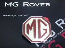 GENUINE MG FRONT GRILLE BADGE DAH000040WXA ZR ZS ZT 58MM