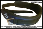 """Unique Pro Weight Lifting 6"""" Belt- Back Lumbar Pain Support Strap Gym Training"""