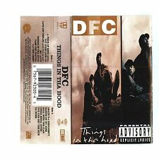 "NEW SEALED ""DFC"" Things in tha hood  Cassette Tape  (G)"