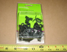 160 CEILING TILE CLAMPS 2x4 SUSPENDED HANGER GRID DROP    -