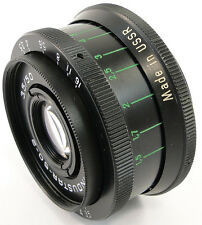 1978! INDUSTAR 50-2 3.5/50 Russian USSR Lens Screw Mount M42 Olympux Fujifilm FX